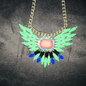 Jewelry - Winged necklace.